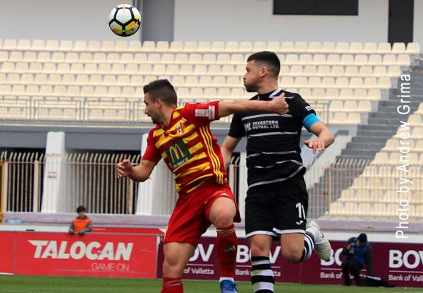 Balzan vs Birkirkara 13/01/2019. Photos: Copyright Andrew Grima