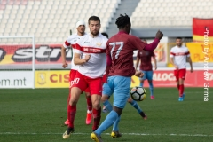 Balzan vs Gzira U. 16/02/2020. Photo: Copyright © Andrew Grima