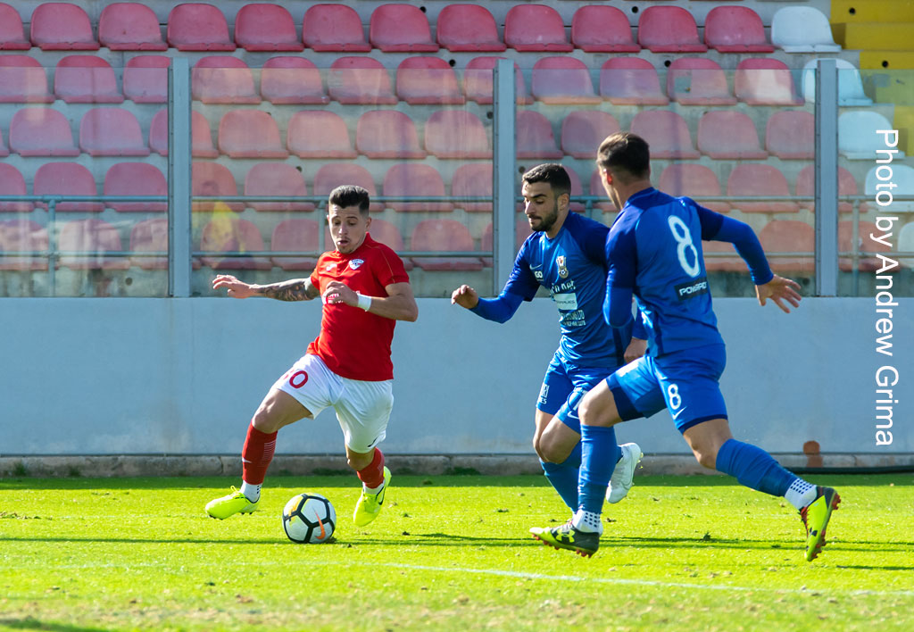 Balzan vs Pieta' H. 29/02/2020 Photo: Copyright © Andrew Grima