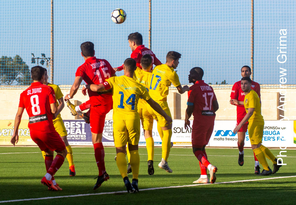BALZAN VS SAN GWANN 30/11/2019 PHOTOS: COPYRIGHT © ANDREW GRIMA
