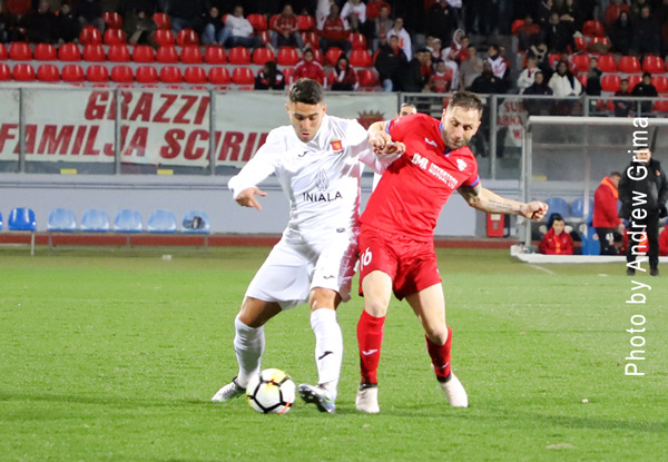 Balzan vs Valletta 01/03/2019. Photos: Copyright © Andrew Grima