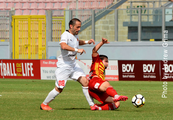Birkirkara vs Valletta 28/09/2019 Photo: Copyright © Andrew Grima