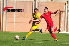 Naxxar vs San Gwann 17/03/2019. Photos: Copyright © www.stephengatt.com