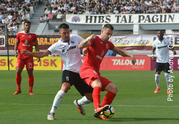 BOV Premier League Championship Decider Valletta vs Hibernians 04/05/2019 Photos: Copyright © Andrew Grima