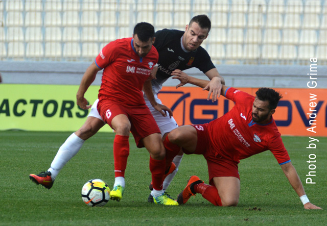 BOV Super Cup Valletta vs Balzan 13/12/2018 Photos: Copyright © Andrew Grima