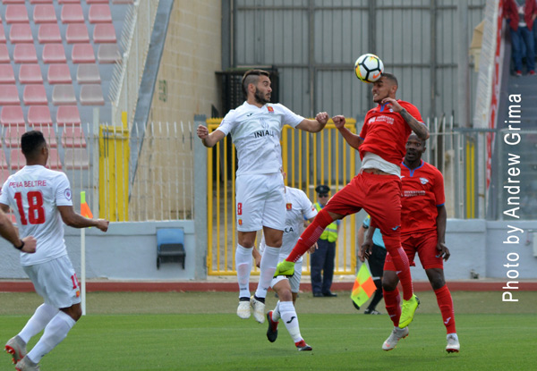 FA Trophy Final Balzan vs Valletta 18/05/2019 Photos: Copyright © Andrew Grima