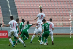 Floriana vs Valletta 02/02/2020 Photo: Copyright © Andrew Grima