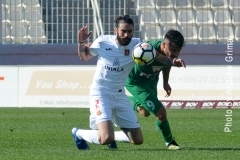 Floriana vs Valletta 31/03/2019. Photos: Copyright © Andrew Grima