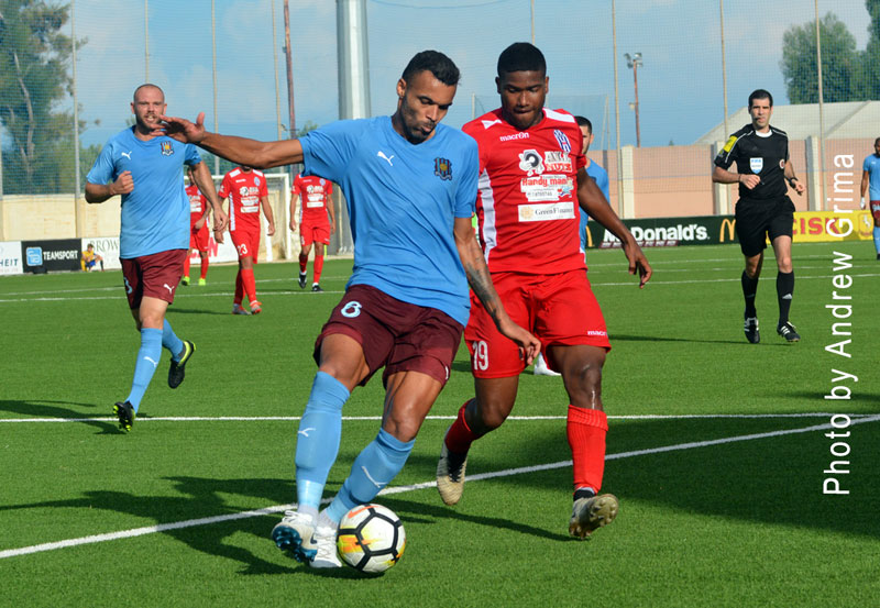 Gzira U. vs Gudja U. 26/10/2019 Photo: Copyright © Andrew Grima