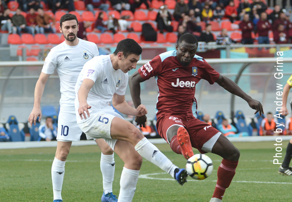 Gzira U. vs Sliema W. 03/02/2019. Photos: Copyright © Andrew Grima