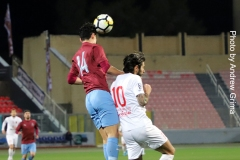 Gzira U. vs Valletta 21/02/2020 Photo: Copyright © Andrew Grima
