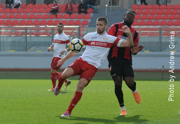 Hamrun S. vs Balzan 14/04/2019 Photos: Copyright © Andrew Grima