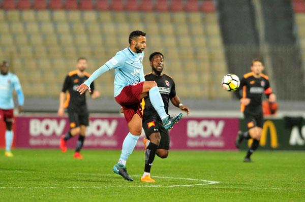 Hamrun S. vs Gzira U. 18/01/2019 Photos: Copyright © www.stephengatt.com