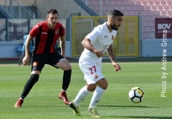 Hamrun S. vs Valletta 27/04/2019 Photos: Copyright © Andrew Grima