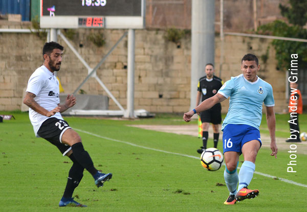 Hibernians vs Sliema W. 03/11/2019 Photo: Copyright © Andrew Grima