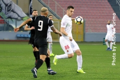Hibernians vs Valletta 20/01/2019. Photos: Copyright © Andrew Grima