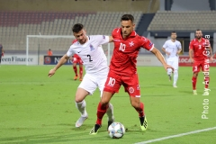 MALTA VS AZERBAIJAN 10/9/2018. PHOTOS: COPYRIGHT ANDREW GRIMA