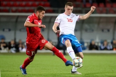 Malta vs Faroe Islands 20/11/2018. Photos: Copyright © domenic aquilina