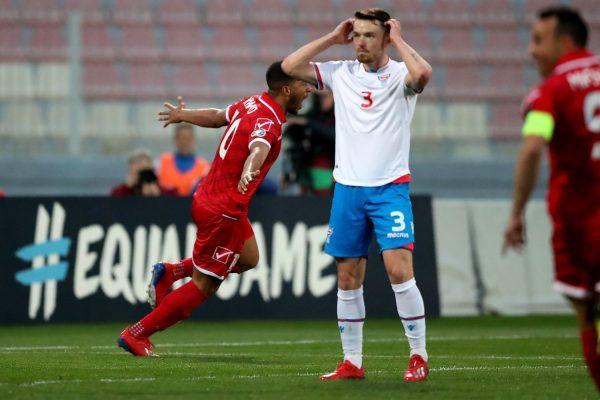 Malta vs Faroe Islands 23/03/2019 Photos: Copyright © domenic aquilina/MFA