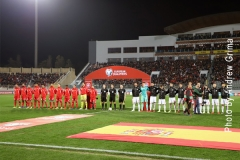 Malta vs Spain 26/03/2019 Photos: Copyright © Andrew Grima