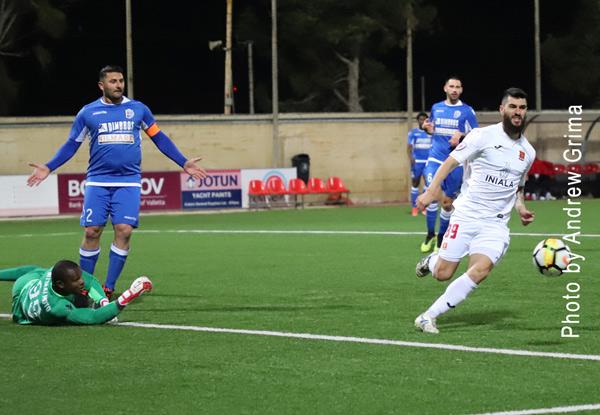 Mosta vs Valletta 13/03/2019. Photos: Copyright © Andrew Grima