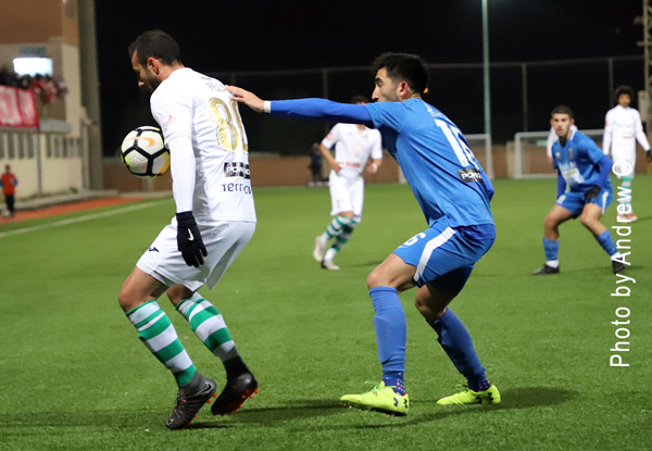 Pieta H. vs Floriana 13/03/2019. Photos: Copyright © Andrew Grima