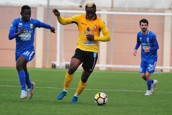 Pietà H. vs Qormi 02/02/2019. Photos: Copyright © www.stephengatt.com
