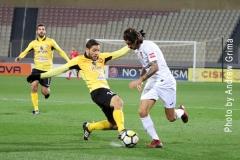 Qormi vs Valletta 08/02/2019. Photos: Copyright © Andrew Grima