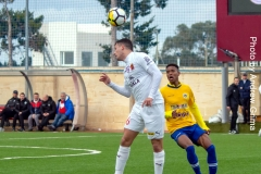 Santa Lucia vs Valletta 11/01/2020 Photo: Copyright © Andrew Grima
