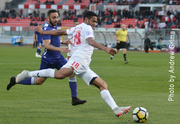 St. Andrews vs Valletta 14/04/2019 Photos: Copyright © Andrew Grima