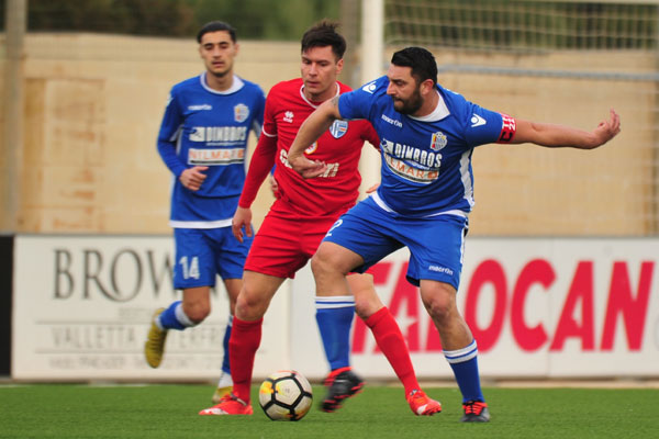 Tarxien R. vs Mosta 02/02/2019. Photos: Copyright © www.stephengatt.com