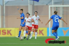 UEFA Women's EURO Malta vs Italy 04/10/2019 Photo: Copyright © www.stephengatt.com