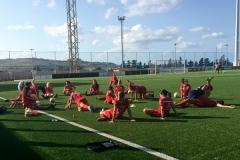 UEFA Women's EURO Qualifier Malta vs Italy MD-1