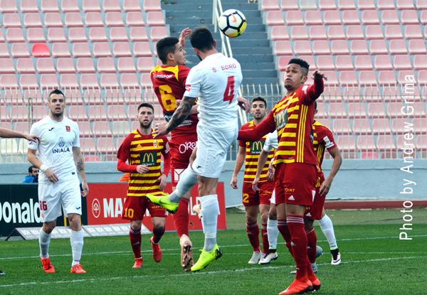 Valletta vs Birkirkara 03/02/2019. Photos: Copyright © Andrew Grima