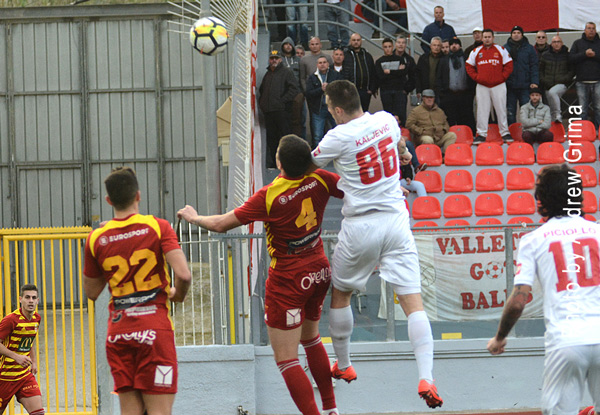 Valletta vs Birkirkara 03/02/2019. Photos: Copyright © Andrew Grima