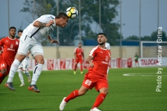 Valletta vs F91 Dudelange 16/07/2019. Photo: Copyright  © Andrew Grima