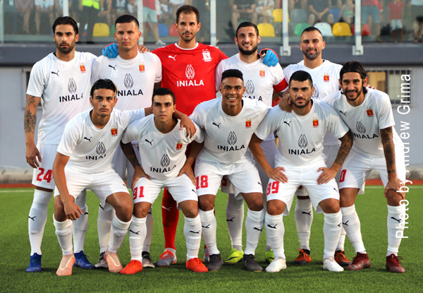 Valletta vs Ferencvaros 30/07/2019 Photo: Copyright © Andrew Grima