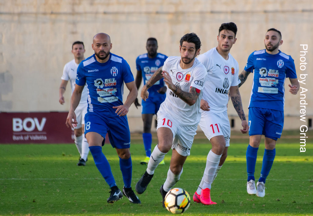 Valletta vs Gudja U. 29/02/2020 Photo: Copyright © Andrew Grima