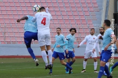 Valletta vs Sliema W. 13/01/2019. Photos: Copyright © Andrew Grima