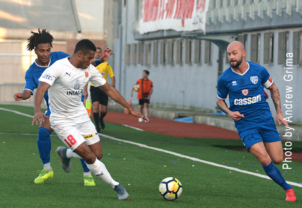 Valletta vs Tarxien R. 26/10/2019 Photo: Copyright © Andrew Grima