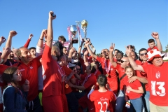 Victoria Hotspurs BOV Gozo Football League Champions 2018/19 Photos courtesy of Bank of Valletta